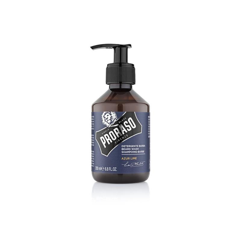 Proraso Habeme šampoon Azur Laim