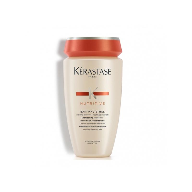 Kerastase Nutritive Bain Magistral Intensiivselt toitev šampoon väga kuivadele juustele