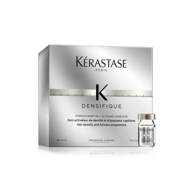 Kerastase Cure Densifique peanaha hooldus õhukestele juuustele 30X6ml