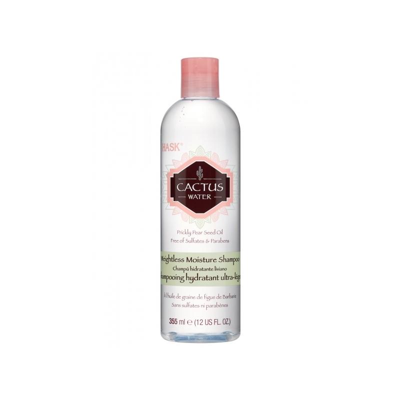 HASK Kaktusevee niisutav šampoon
