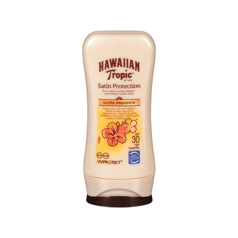 Hawaiian Tropic Satin Protection päevitusemulsioon mini SPF 30