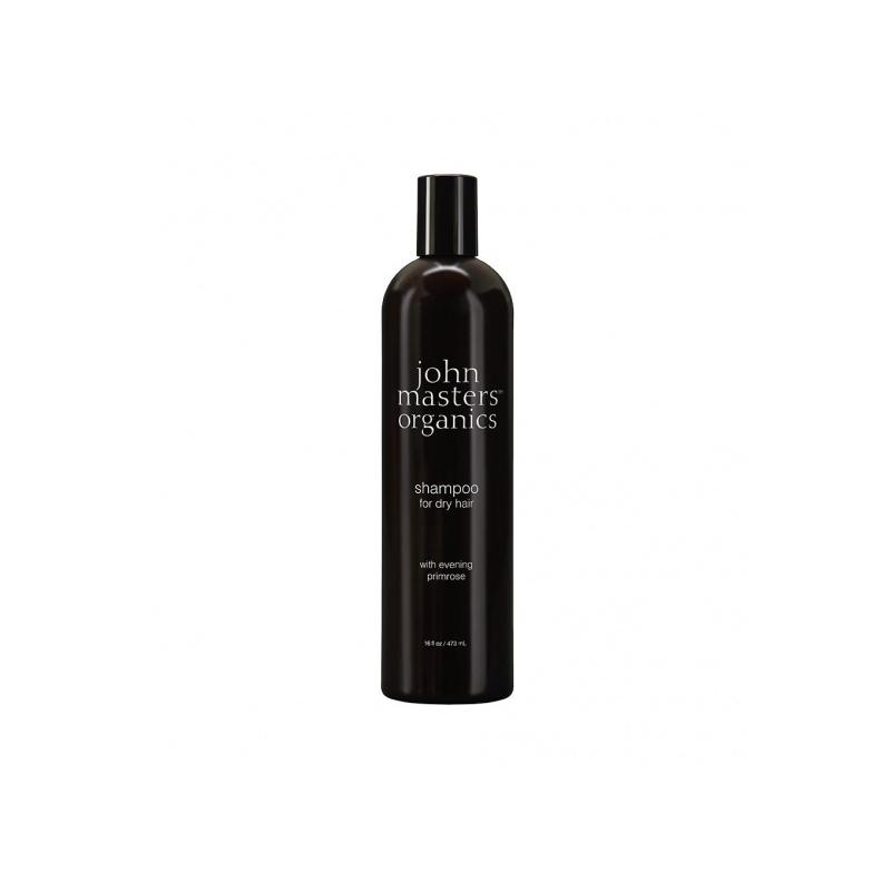 John Masters Organics Kuningakepiõli šampoon kuivadele juustele 473ml