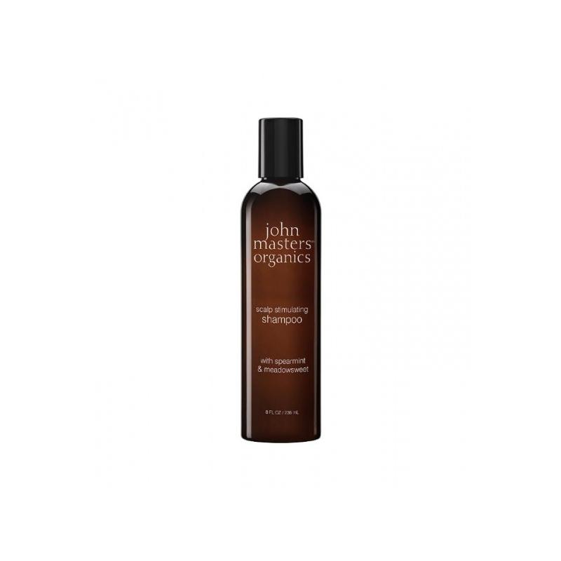 John Masters Organics Rohemündi ja angervaksa peanahka stimuleeriv šampoon 236ml