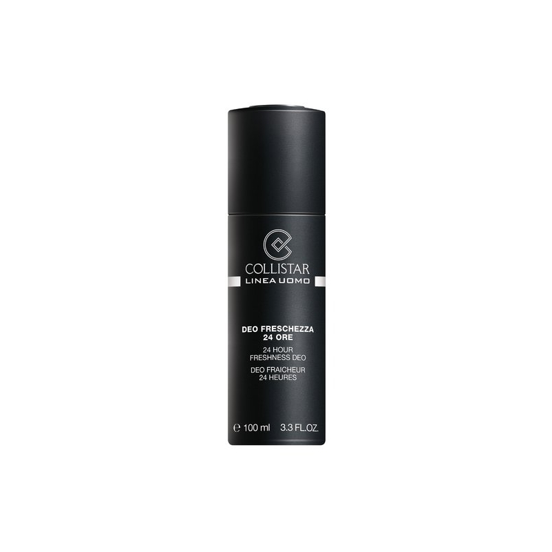 Collistar värskendav 24h deodorant meestele