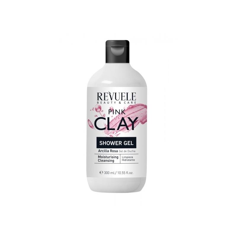Revuele Pink Clay niisutav dušigeel roosa saviga 102064