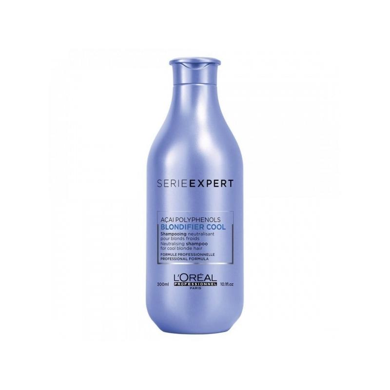 L´Oreal Professionnel Blondifier Cool neutraliseeriv šampoon blondidele juustele 300ml
