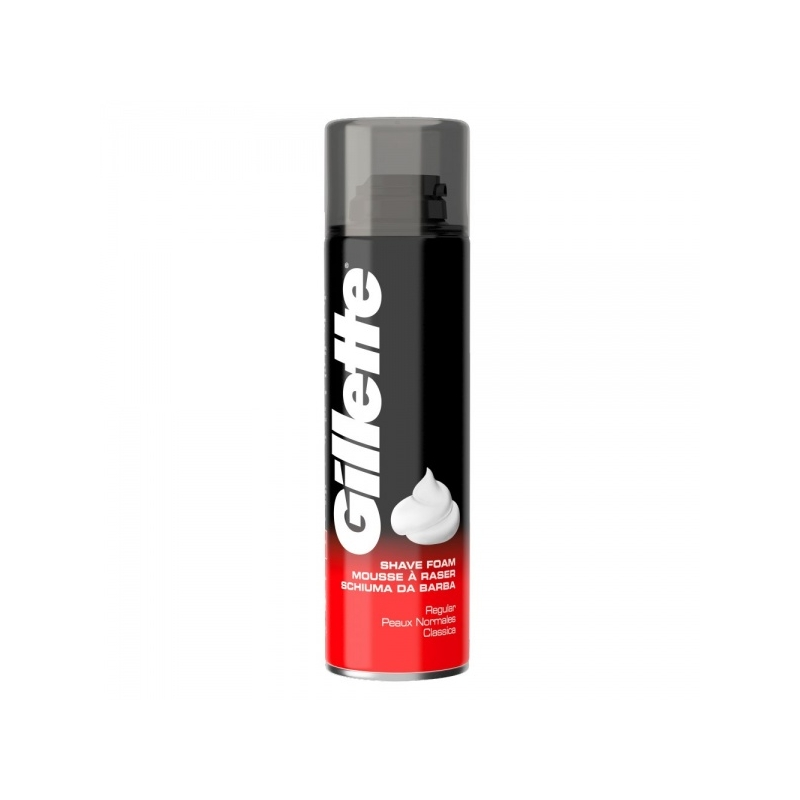 Gillette Regular habemeajamisvaht 200 ml