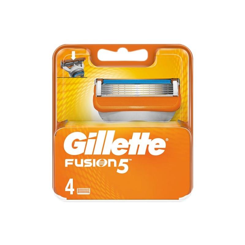 Gillette Fusion 5 terad 4 tk