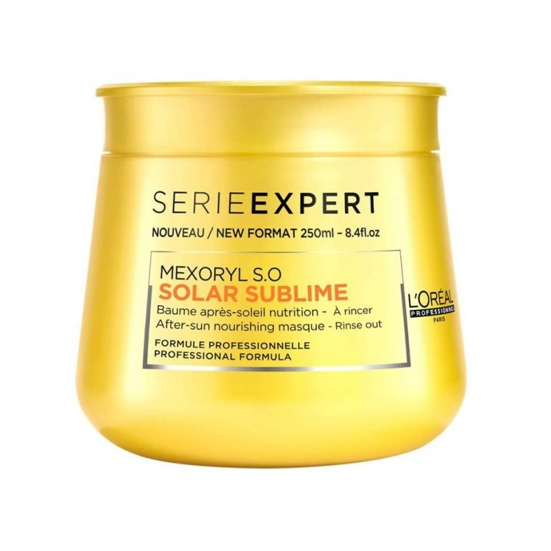 L'Oréal Professionnel Série Expert Solar Sublime päikesejärgne juuksemask