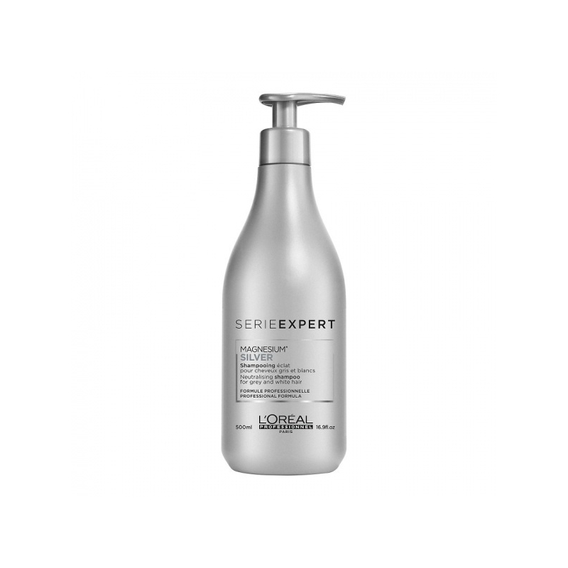 L´Oreal Professionnel Serie Expert Silver Neutralising hõbešampoon 500ml