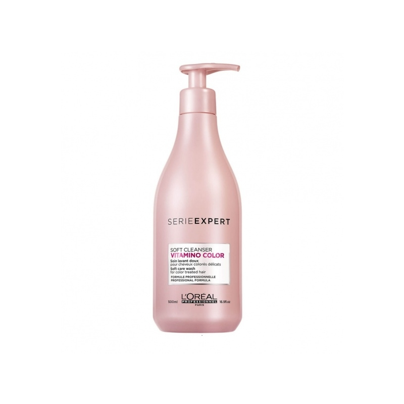 L'Oreal Professionnel Serie Expert Vitamino Colour šampoon värvitud juustele