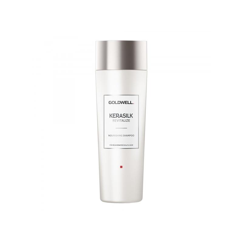 Goldwell Kerasilk Revitalize niisutav ja hooldav šampoon