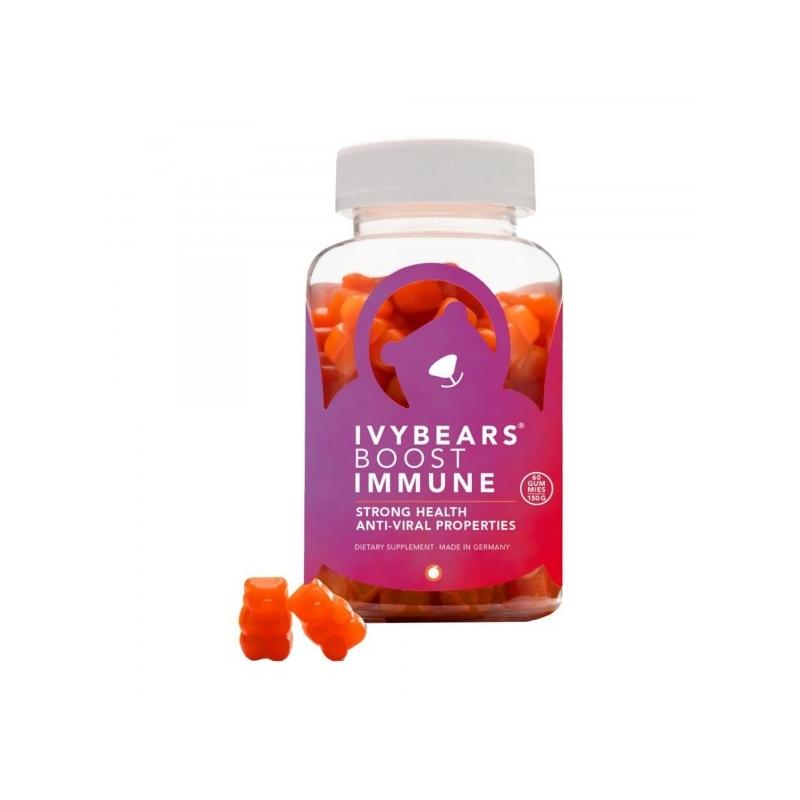 IvyBears Boost Immune kummikarud