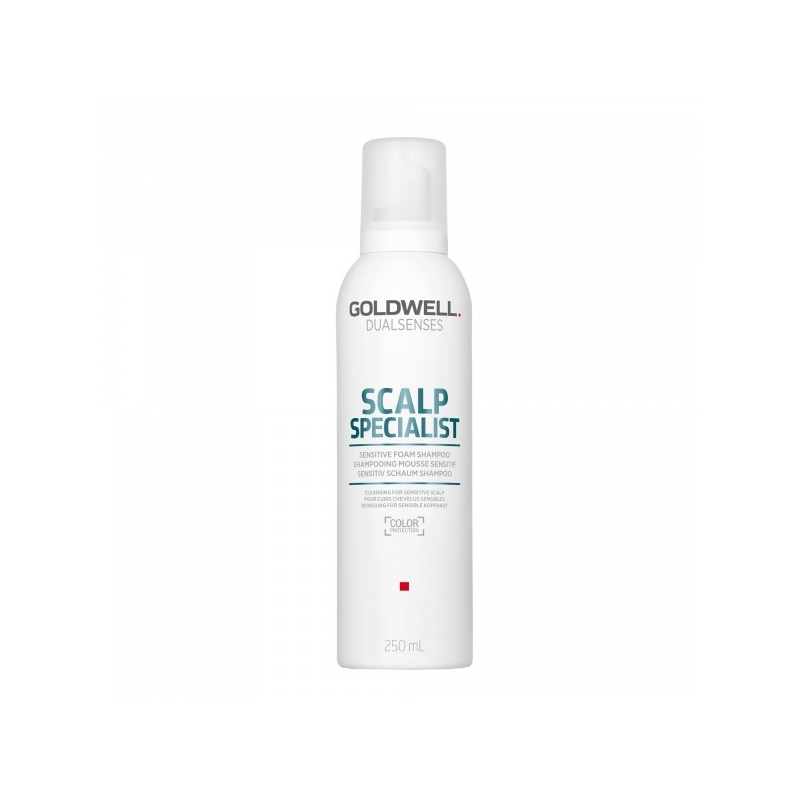 Goldwell Dualsenses Scalp Specialist Sensitive tundliku peanaha vaht-šampoon