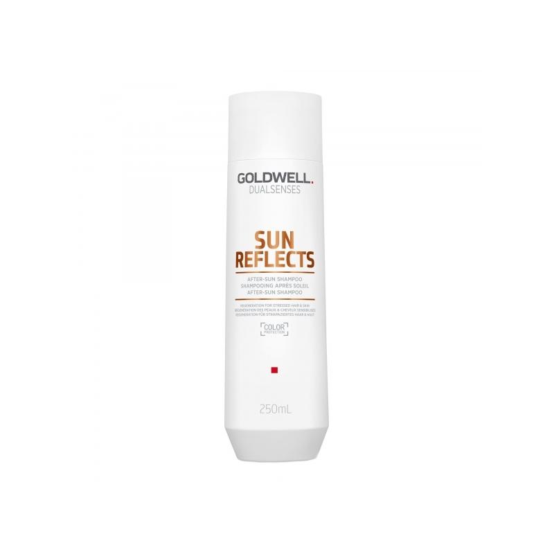 Goldwell Dualsenses Sun Reflects Päevitamisjärgne taastav šampoon