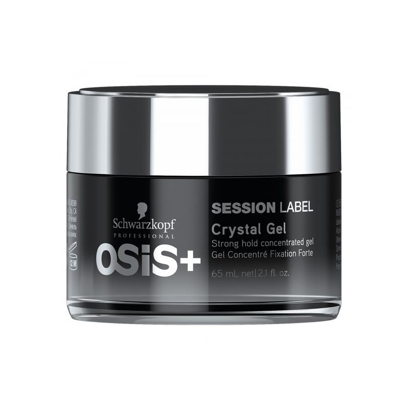 Schwarzkopf Professional Osis+ Session Label Crystal Gel kristallgeel 65ml