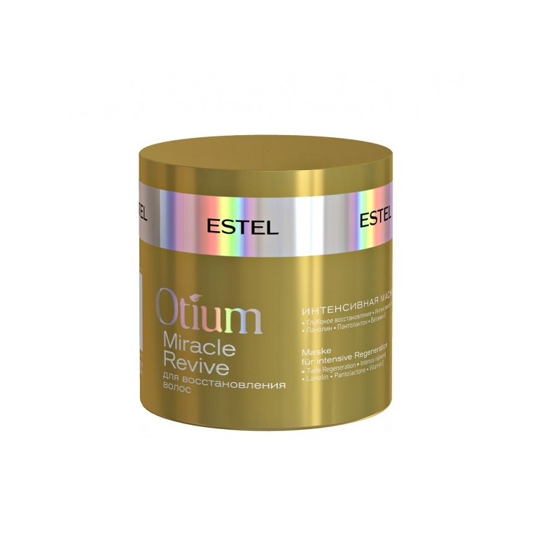 Estel Otium Miracle Mask eriti kahjustatud juustele