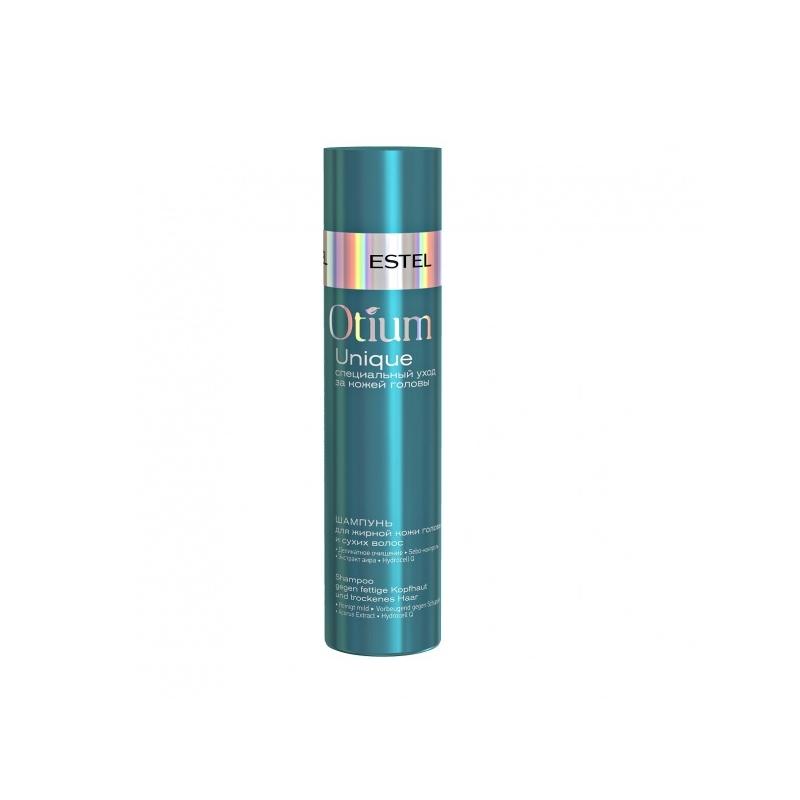 Estel Otium Unique Šampoon rasusele peanahale