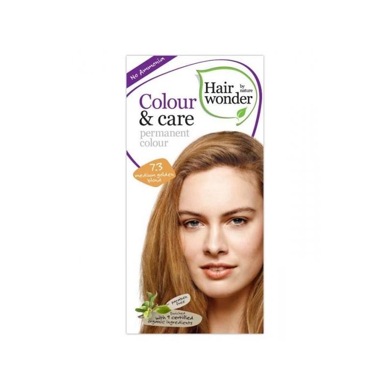 Hairwonder juuksevärv Colour and Care 7,3-kuldblond
