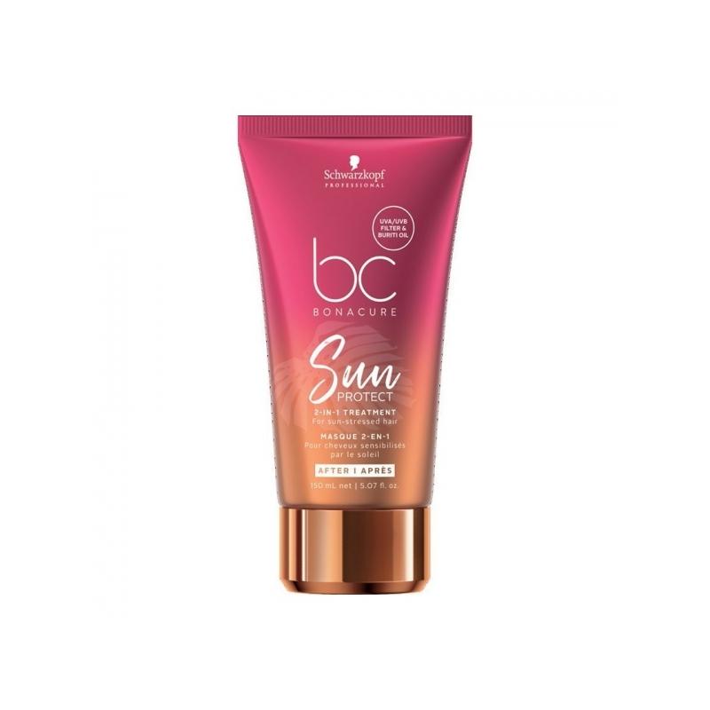 Schwarzkopf Professional Bonacure Sun Protect 2in1 päikesekaitse ja süvahooldus