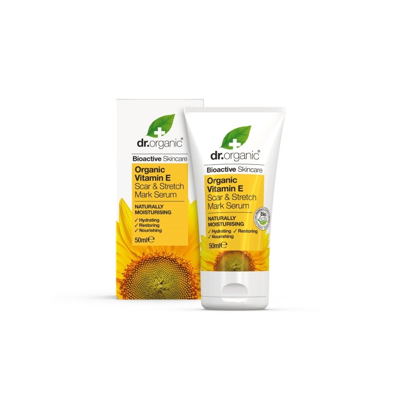 Dr.Organic Vitamin E armide&venitusarmide seerum