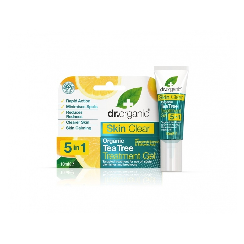 Dr.Organic Skin Clear Vistrike hooldusgeel
