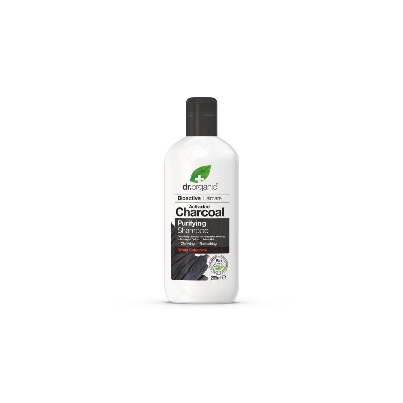 Dr.Organic Söe sügavpuhastav šampoon