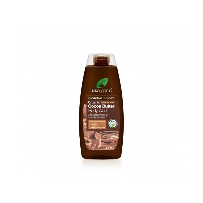 Dr.Organic Kakao kreemjas dušigeel