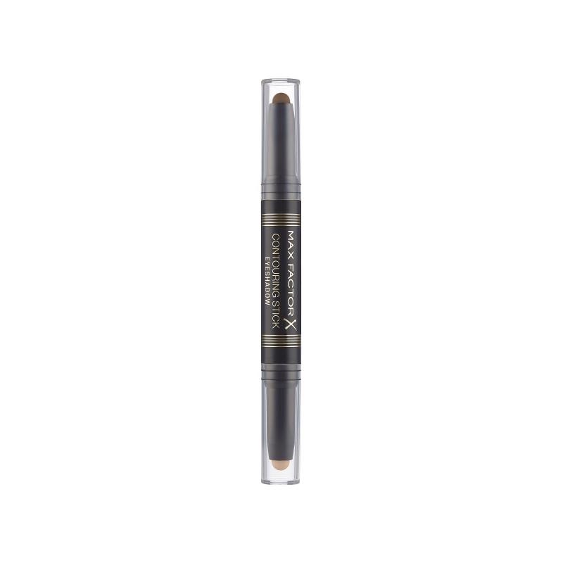 Max Factor Contouring Stick Eyeshadow Warm Taupe & Amber Brown lauvärvipliiats