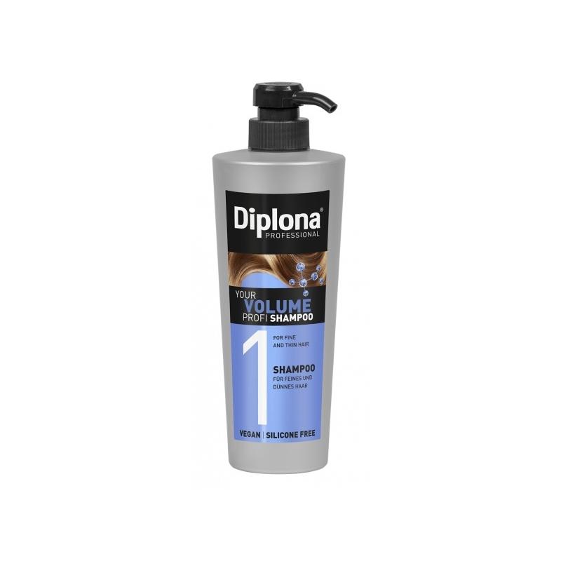 Diplona Professional Volume šampoon õhukestele juustele 460