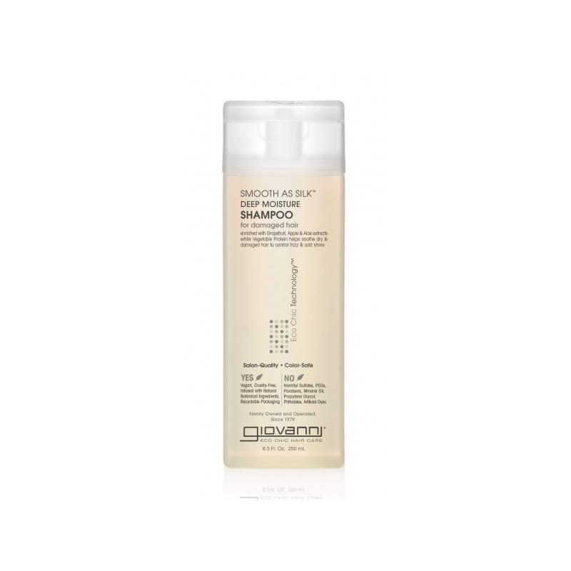 Giovanni Smooth As Silk sügavniisutav šampoon