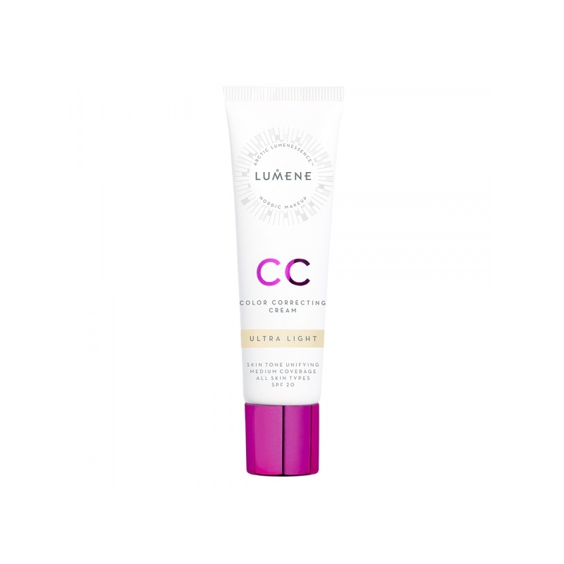 Lumene CC kreem Ultra Light SPF20