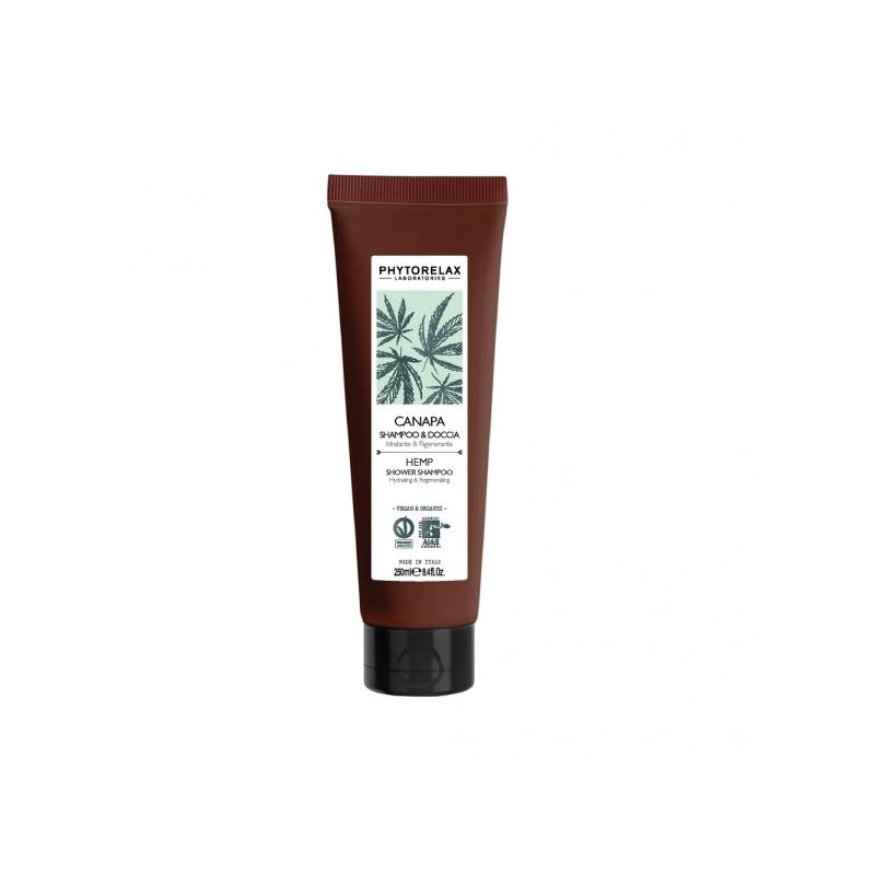 Phytorelax Kanepi dušigeel/šampoon