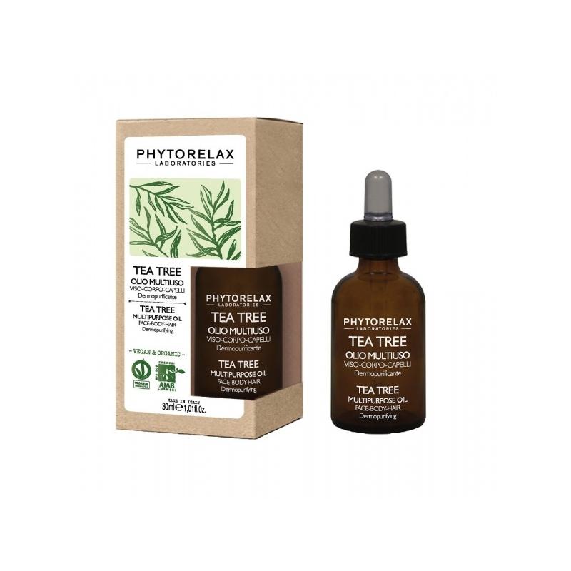 Phytorelax Teepuu kuivõli  näole/kehale/juustele
