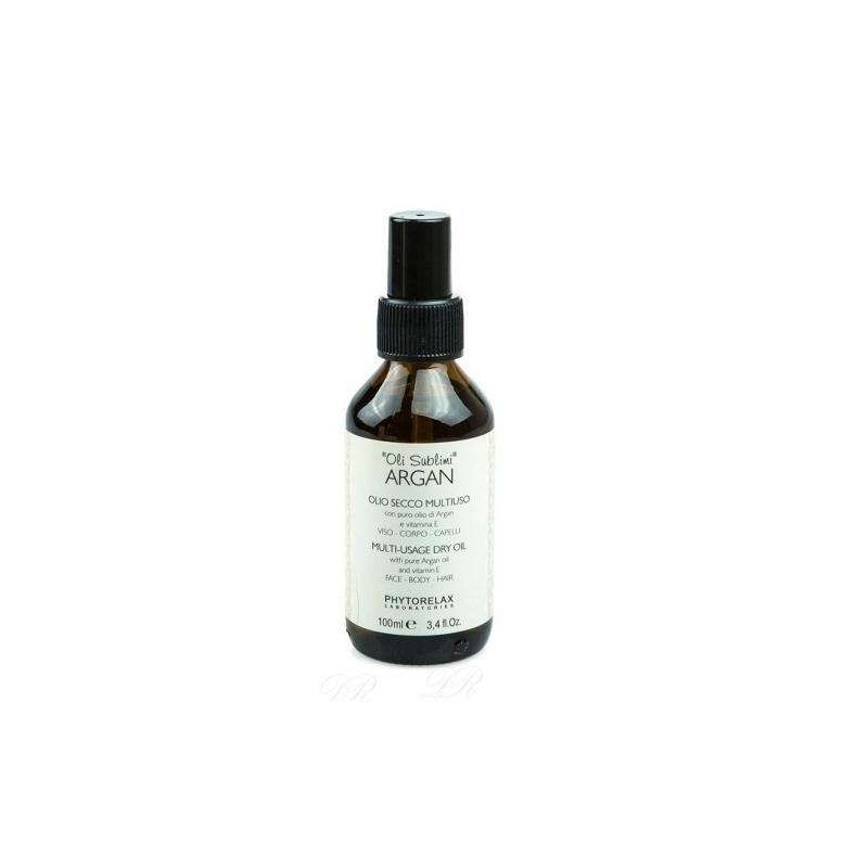 Phytorelax Arganiõli kuivõli Sublime näole/kehale/juustele