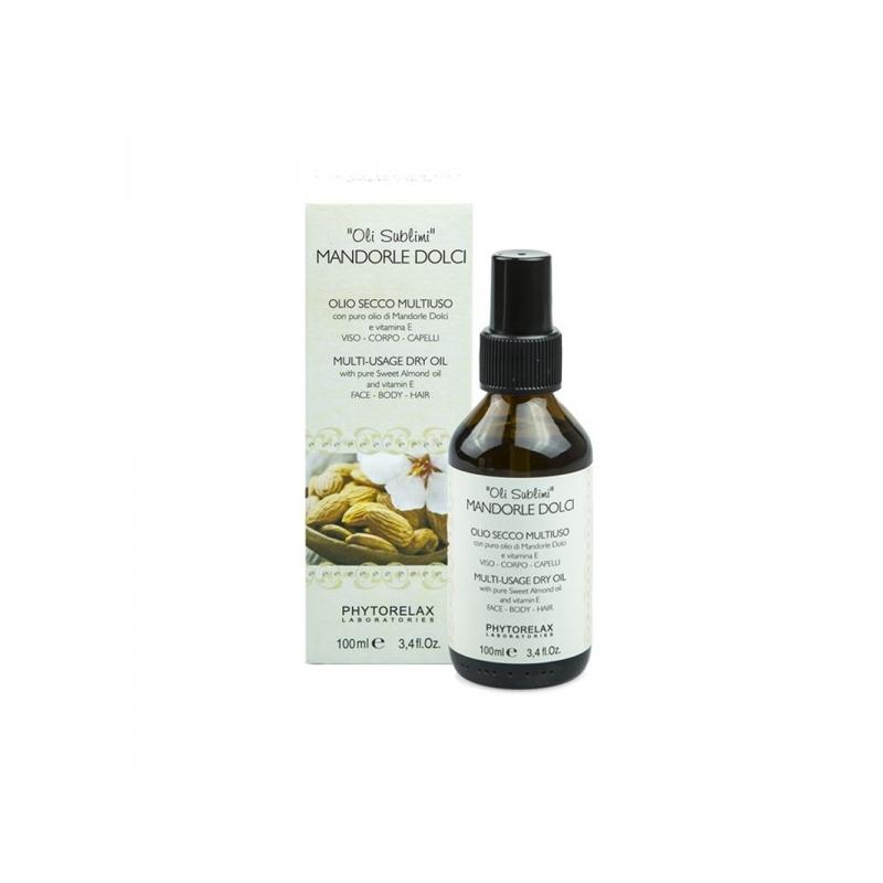 Phytorelax Mandliõli kuivõli Sublime näole/kehale/juustele