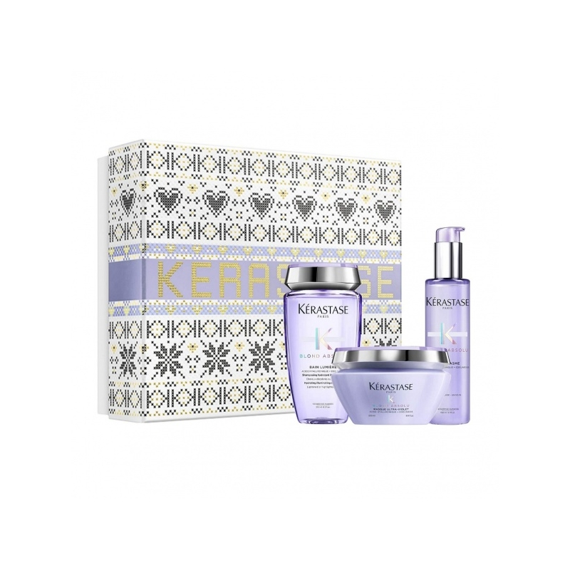 Kerastase Blond Absolu Holiday Komplekt blondidele juustele