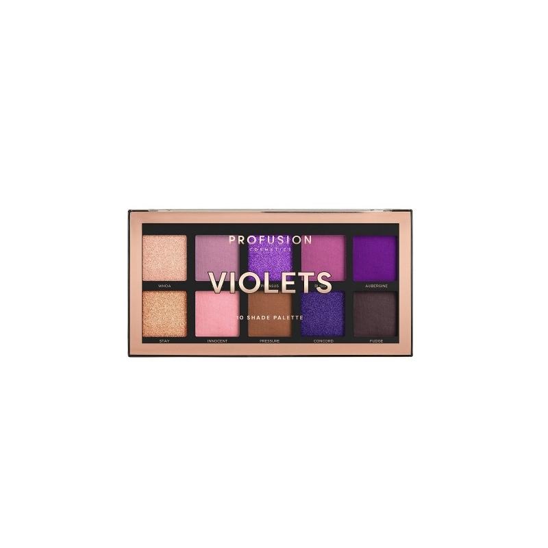 Profusion Violets lauvärvipalett