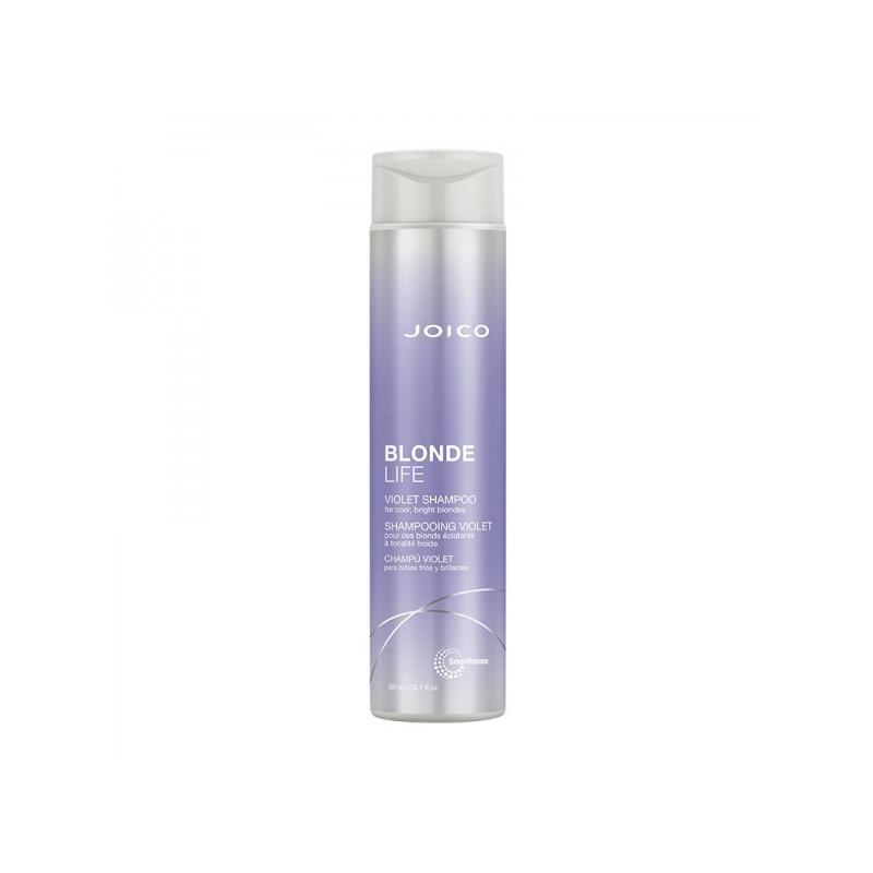 Joico Blonde Life Violet Shampoo  Violetset pigmenti sisaldav šampoon blondidele juustele