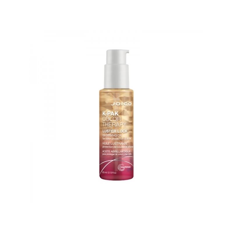 Joico K-Pak Color Therapy Luster Lock Oil  Juuksevärvi kaitsev ja läiget andev juukseõli