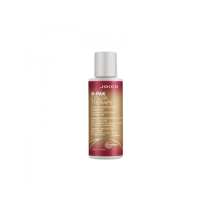 Joico K-Pak Color Therapy Shampoo  Juuksevärvi kaitsev ja juukseid taastav šampoon