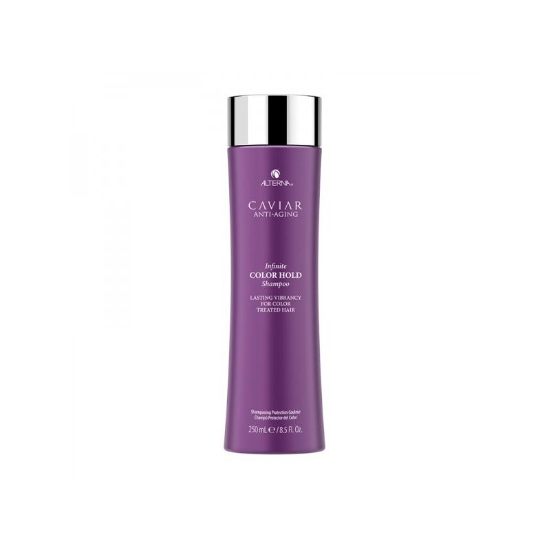 Alterna Caviar Infinite Color Hold Shampoo Juuksevärvi tuhmumise eest kaitsev šampoon