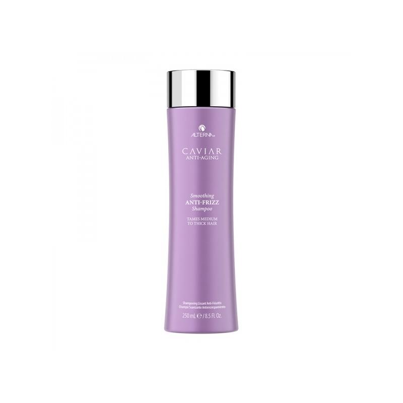 Alterna Caviar Smoothing Anti-Frizz Shampoo Kahu eemaldav šampoon