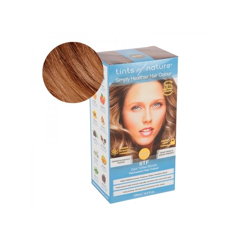 Tints Of Nature 6TF Dark Toffee Blonde Looduslik juuksevärv