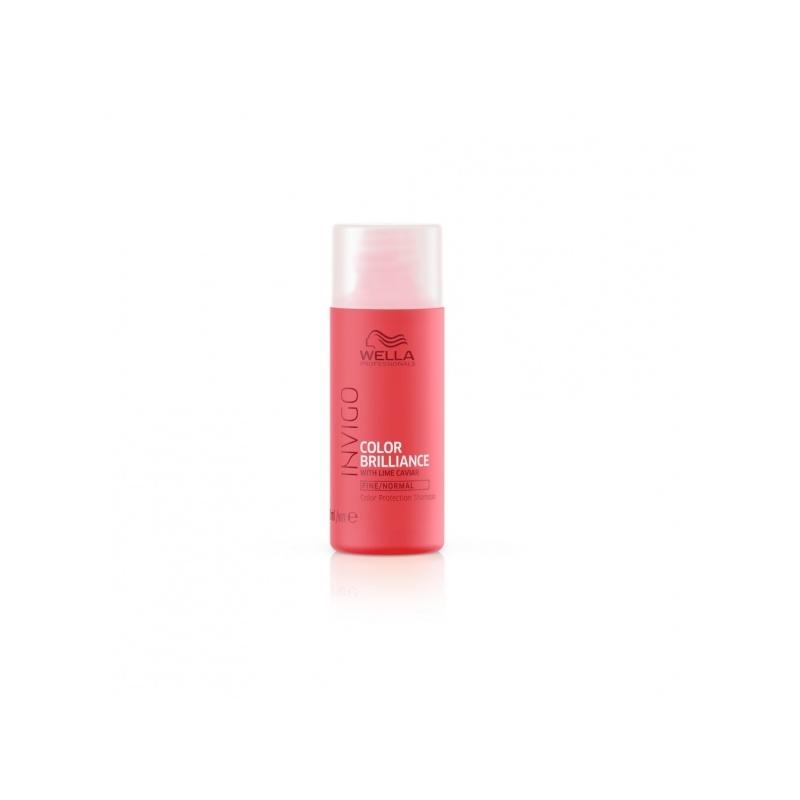 Wella Professionals Invigo Color Protection värvi kaitsev šampoon 50ml