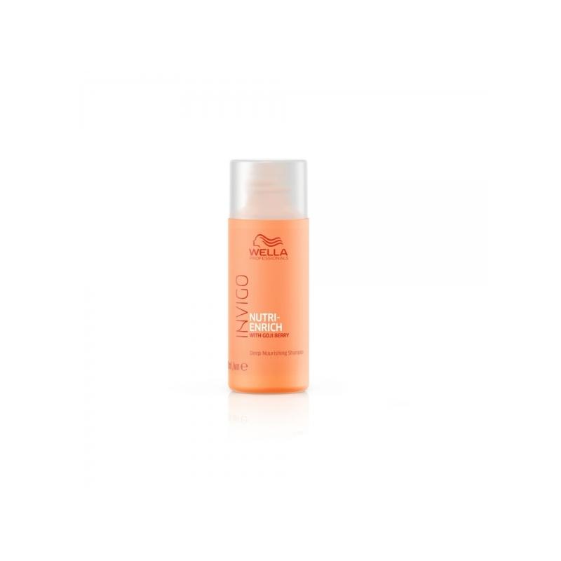 Wella Professionals Nutri Enrich Deep  Nourishing Shampoo - sügavtoitev šampoon