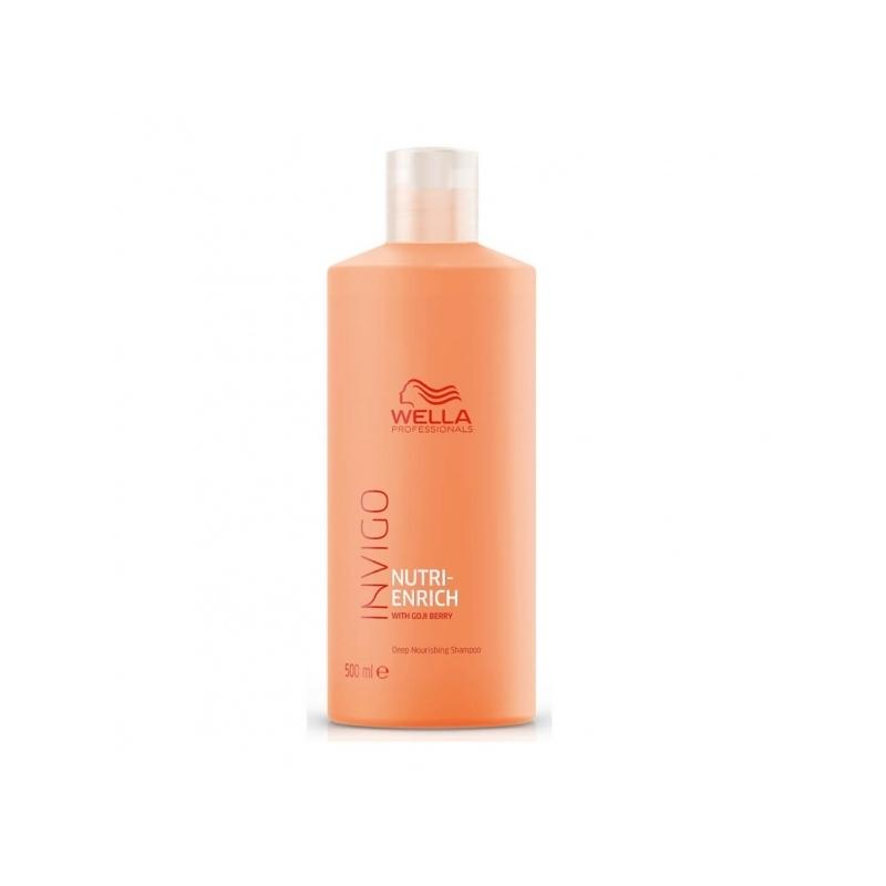 Wella Professionals Nutri Enrich Deep Nourishing sügavtoitev šampoon 500ml