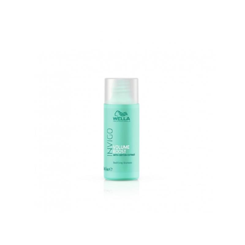 Wella Professionals Volume Boost Bodifying kohevust lisav šampoon 50ml
