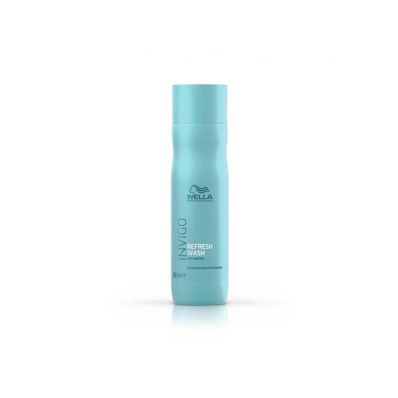 Wella Professionals Invigo Refresh värskendav šampoon kõigile juuksetüüpidele
