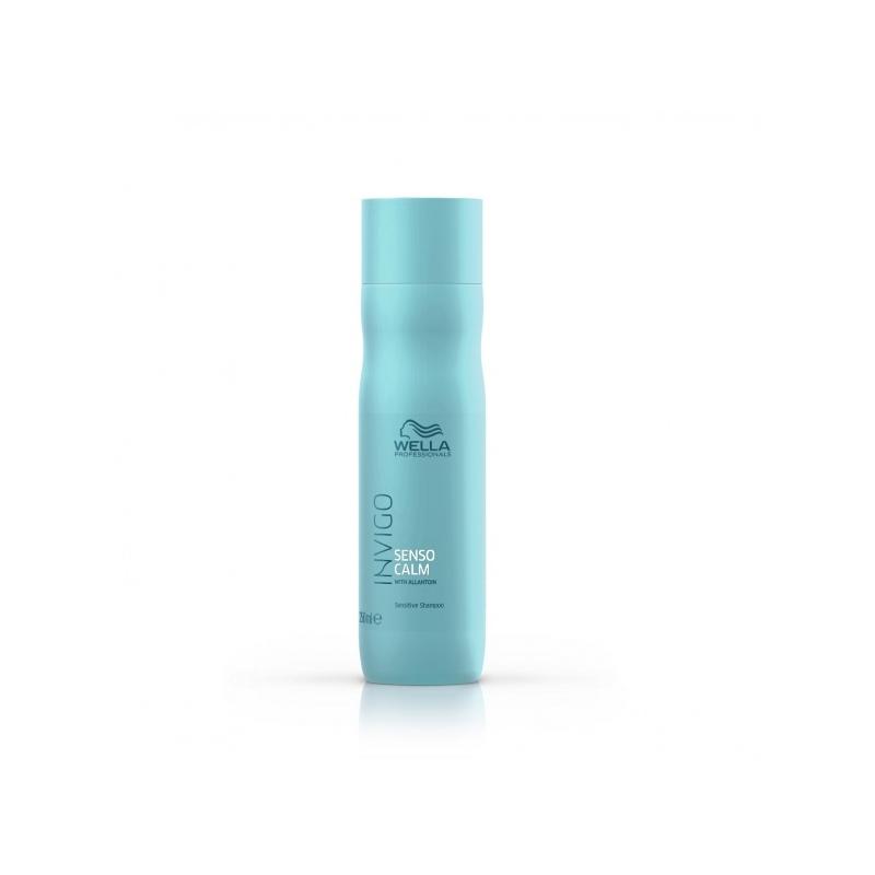 Wella Professionals Balance Blend rahustav šampoon tundlikule peanahale